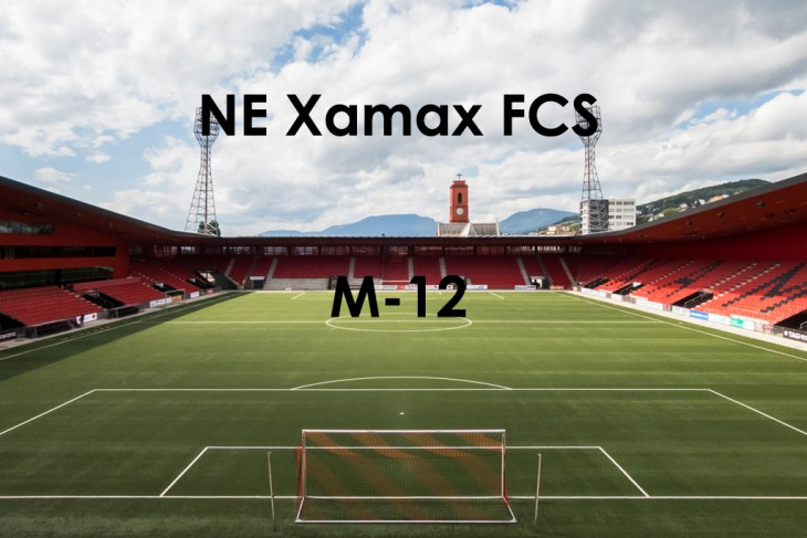 Neuchâtel Xamax FCS - M-12